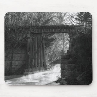 Trestle Bridge Mouse Pad
