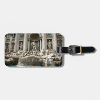 Trevi Fountain (Fontana di Trevi) -Rome Luggage Tag