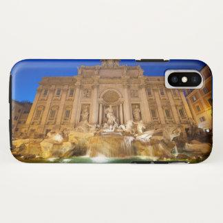 Trevi Fountain iPhone X Case