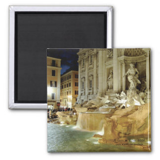 Trevi Fountain Magnet