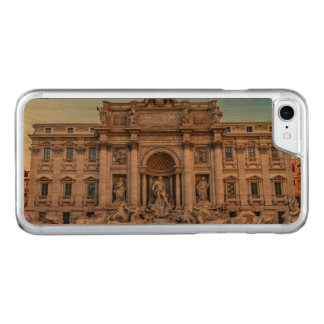 Trevi fountain, Roma, Italy Carved iPhone 8/7 Case