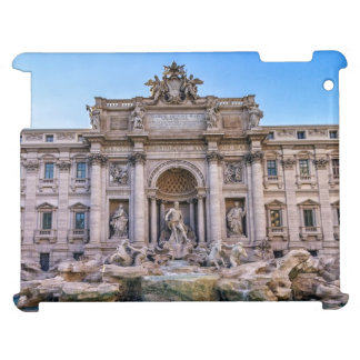Trevi fountain, Roma, Italy iPad Covers
