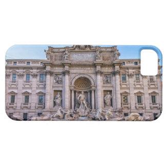 Trevi fountain, Roma, Italy iPhone 5 Covers