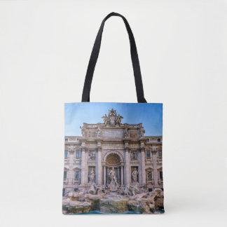 Trevi fountain, Roma, Italy Tote Bag
