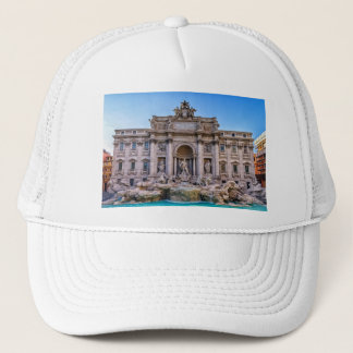 Trevi fountain, Roma, Italy Trucker Hat