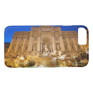 Trevi Fountain Rome iPhone 8/7 Case