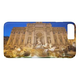 Trevi Fountain Rome iPhone 8 Plus/7 Plus Case