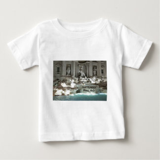 Trevi Fountain, Rome Italy Baby T-Shirt