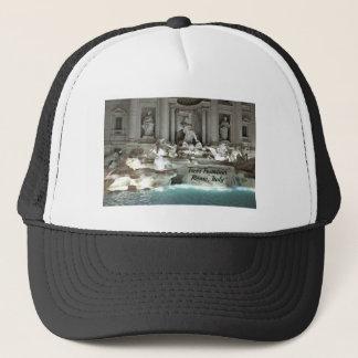 Trevi Fountain, Rome Italy Trucker Hat