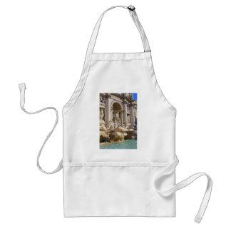 trevi fountain standard apron