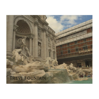 Trevi Fountain Wall Art