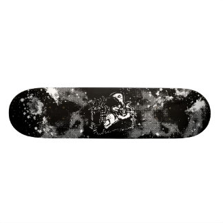 Trevor Huey (AKA the Vulture)  v2 - Customized 21.6 Cm Skateboard Deck