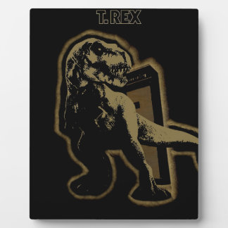 TREX BAND PLAQUE