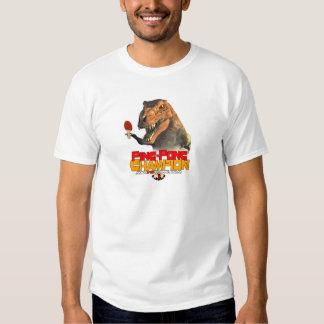 TRex: Ping Pong Champion Tshirt