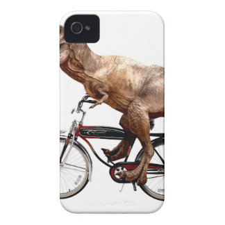 Trex riding bike iPhone 4 covers