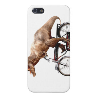 Trex riding bike iPhone 5/5S cover
