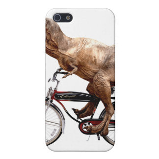 Trex riding bike iPhone 5 cover