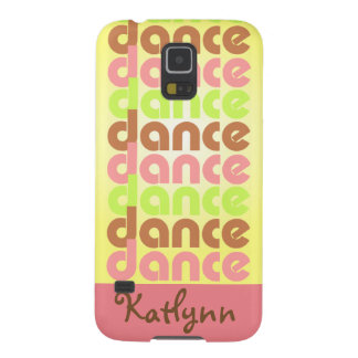 Tri-color Dance Cases For Galaxy S5