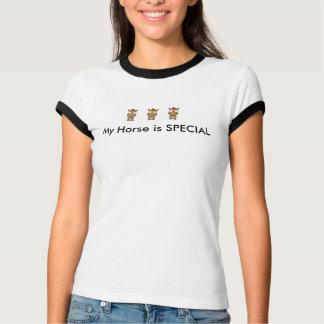 Tri-Color Equestrian Special T-Shirt