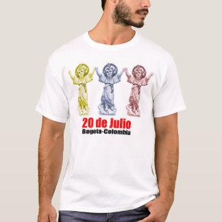 tri-color jesus T-Shirt