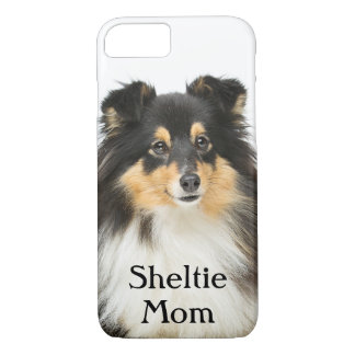 Tri-Color Sheltie Mom Smartphone Case