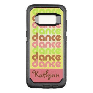 Tri-colour Dance OtterBox Commuter Samsung Galaxy S8 Case