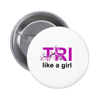 tri like a girl buttons