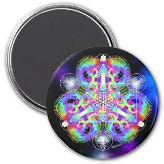 TRI-umphant 7.5 Cm Round Magnet
