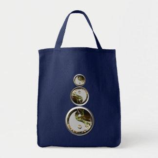 Tri-YinYangs Bag