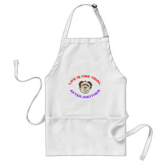 Trial after Trial Aprons