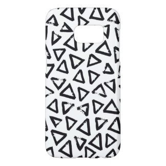 Triangels, Geometric  Scandinavian Design Pattern