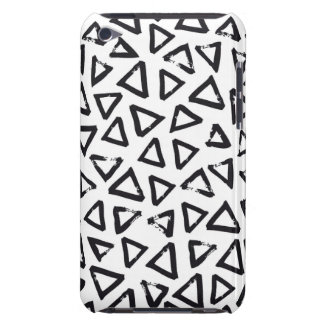 Triangels, Geometric  Scandinavian Design Pattern Barely There iPod Case