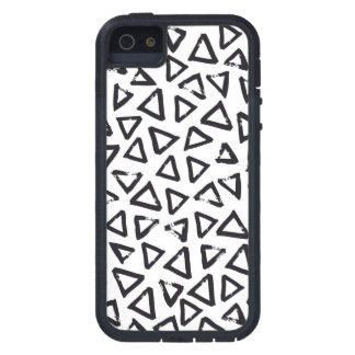 Triangels, Geometric  Scandinavian Design Pattern Case For The iPhone 5