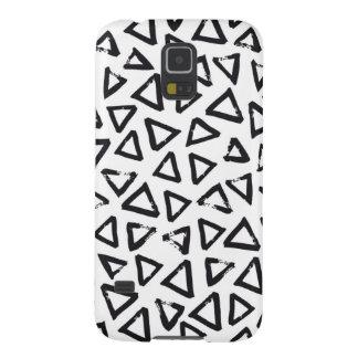 Triangels, Geometric  Scandinavian Design Pattern Galaxy S5 Case