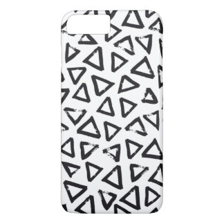 Triangels, Geometric  Scandinavian Design Pattern iPhone 8 Plus/7 Plus Case