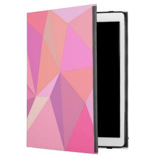 "Triangle abstract iPad pro 12.9"" case"