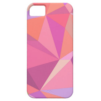 Triangle abstract iPhone 5 cover