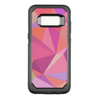 Triangle abstract OtterBox commuter samsung galaxy s8 case