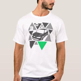 Triangle Car -306- T-Shirt