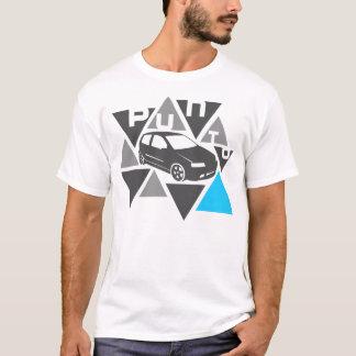 Triangle Car -Punto- T-Shirt