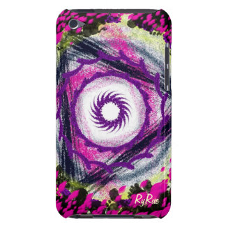 Triangle cirlcle Case Mate iPod Touch Barely There iPod Case-Mate Case