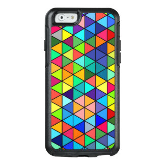 Triangle Colors OtterBox iPhone 6/6s Case