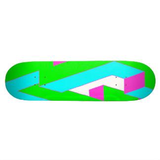 Triangle Design 21.6 Cm Skateboard Deck