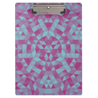 Triangle mandala 2 clipboard