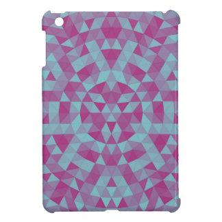 Triangle mandala 2 iPad mini cover