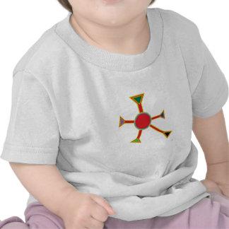 Triangle Molecule Tee Shirts
