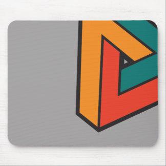 Triangle Mousepad