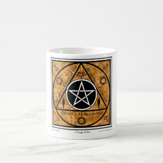 Triangle of Art #6 Coffee Mug