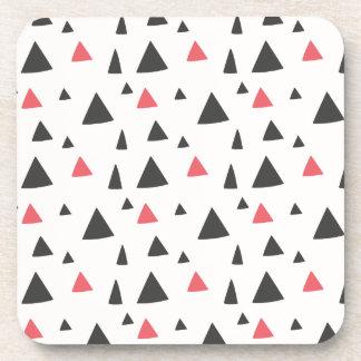 Triangle Pattern Coaster