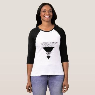 triangle pattern T-Shirt